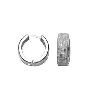 Hoop Earrings, Huggies /Laser/Dc