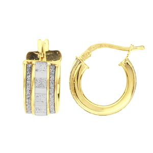 Hoop Earrings, Lightz Coll 10Mm Rnd Baby Hp