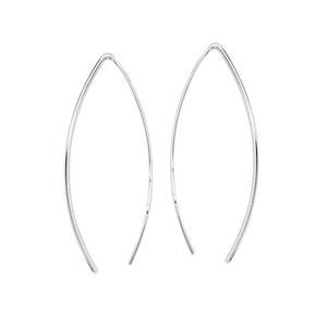 Threader Earring, Long Wire Earrings