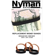 Money Band, Elastic Rubber Band to secure your Money, credit Cards