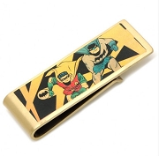 Vintage Batman and Robin Money Clip