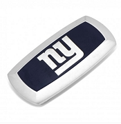 New York Giants Cushion Money Clip