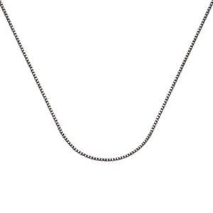 Silver Chain, 2.3MM Silver D/C Popcorn 230 (Lobster)