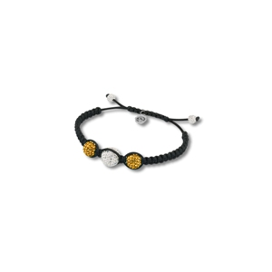 Silver Bracelet, Spirit Ball Brac/Univ Of MiSSouri