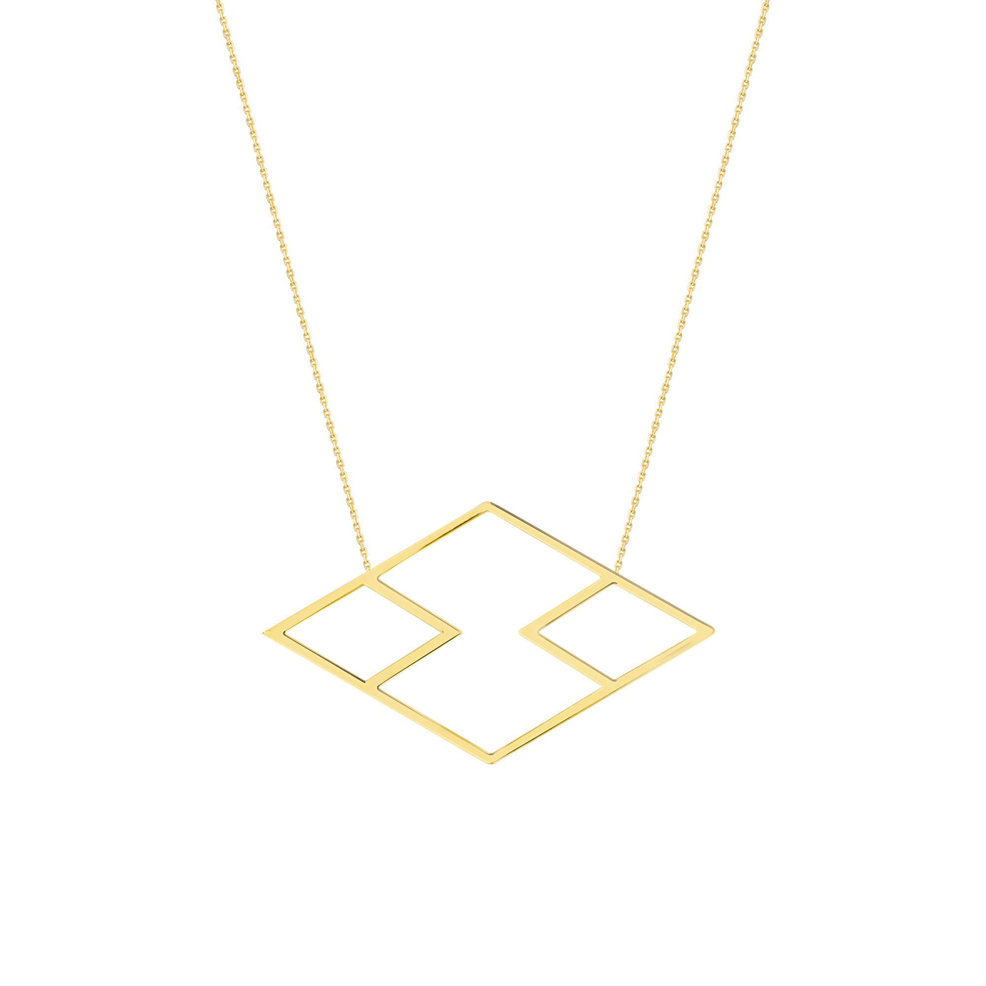 Tribal Necklace Necklace, 14Kt Gold Tribal Necklace  18