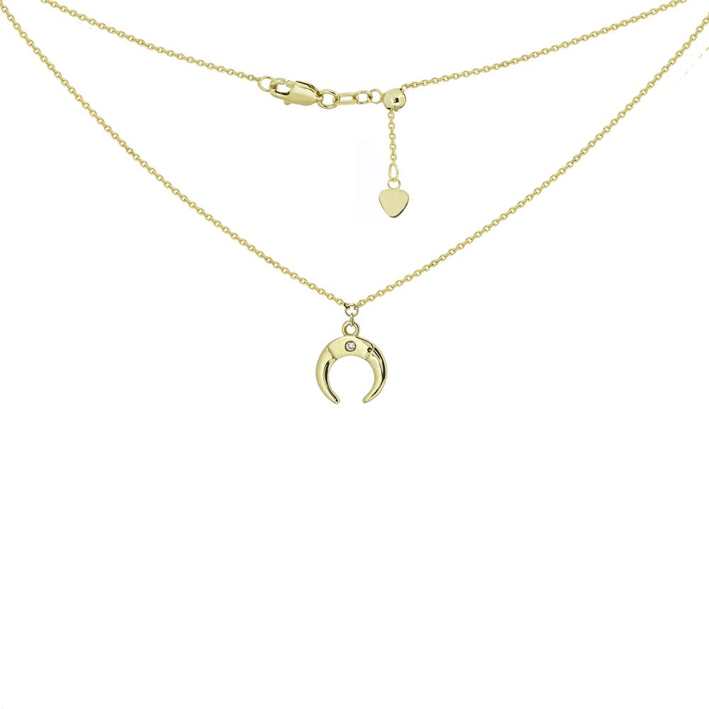 Choker  Necklace, 14Kt Gold   Choker Necklace  18