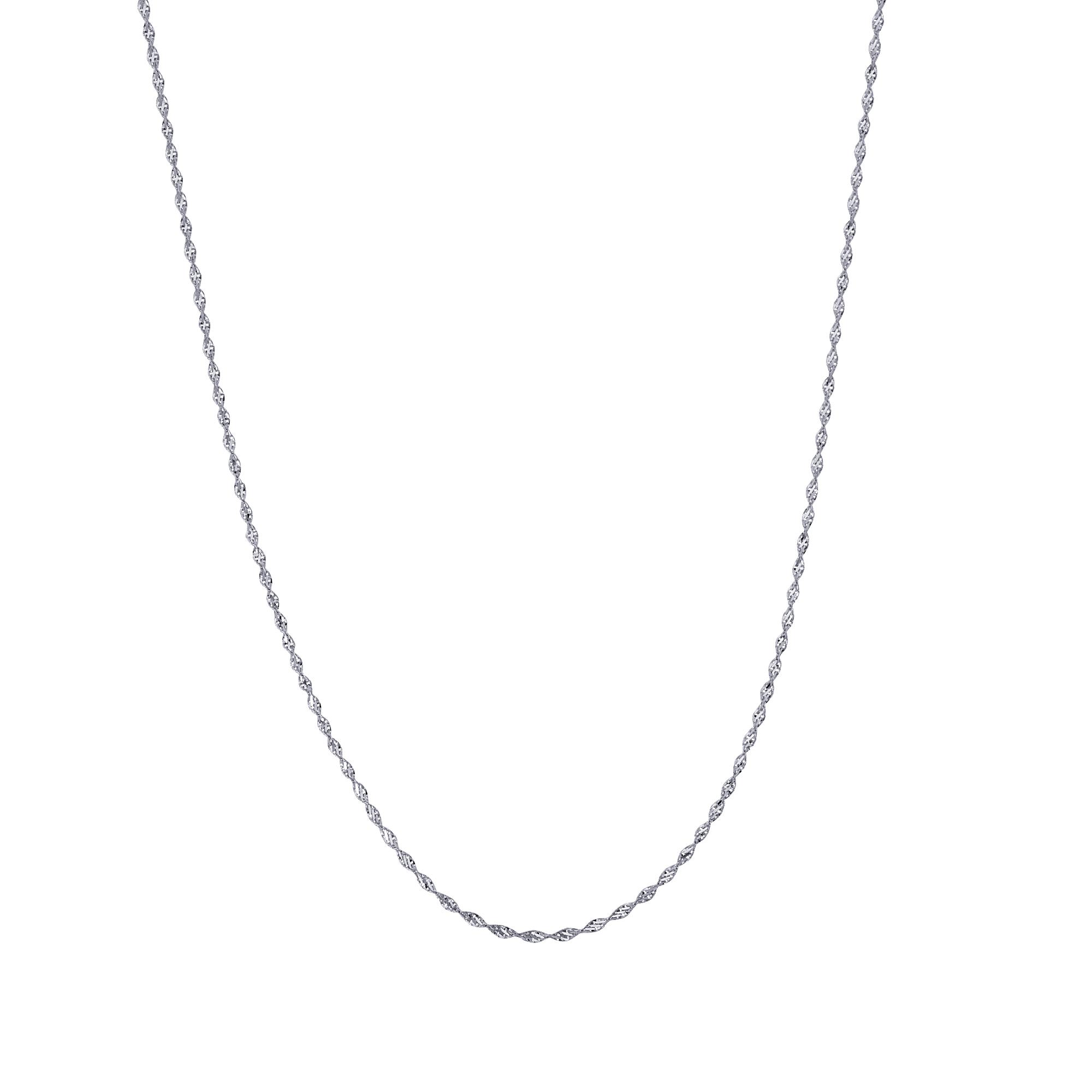 Dorica Chain, 14Kt Gold Dorica Chain With Lobster Lock / 20