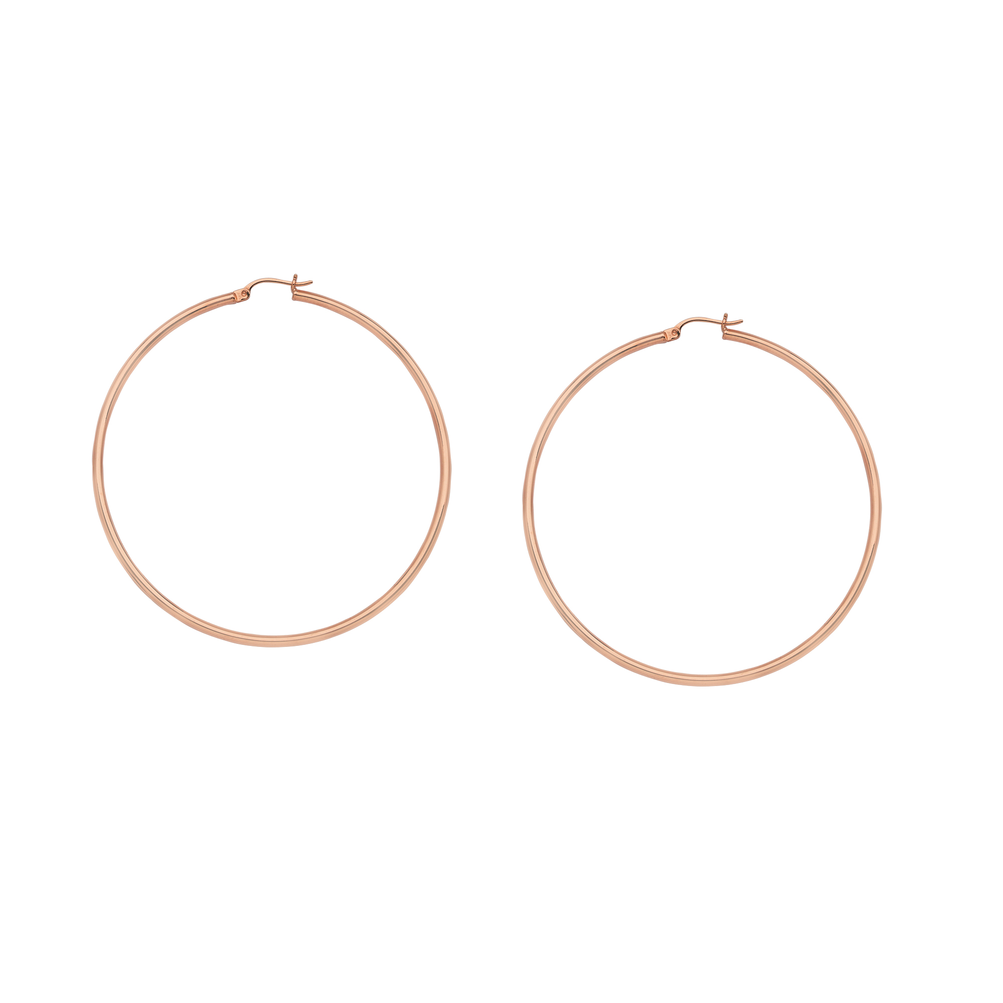 Hoop Earrings, 14Kt Gold Hoop Earring