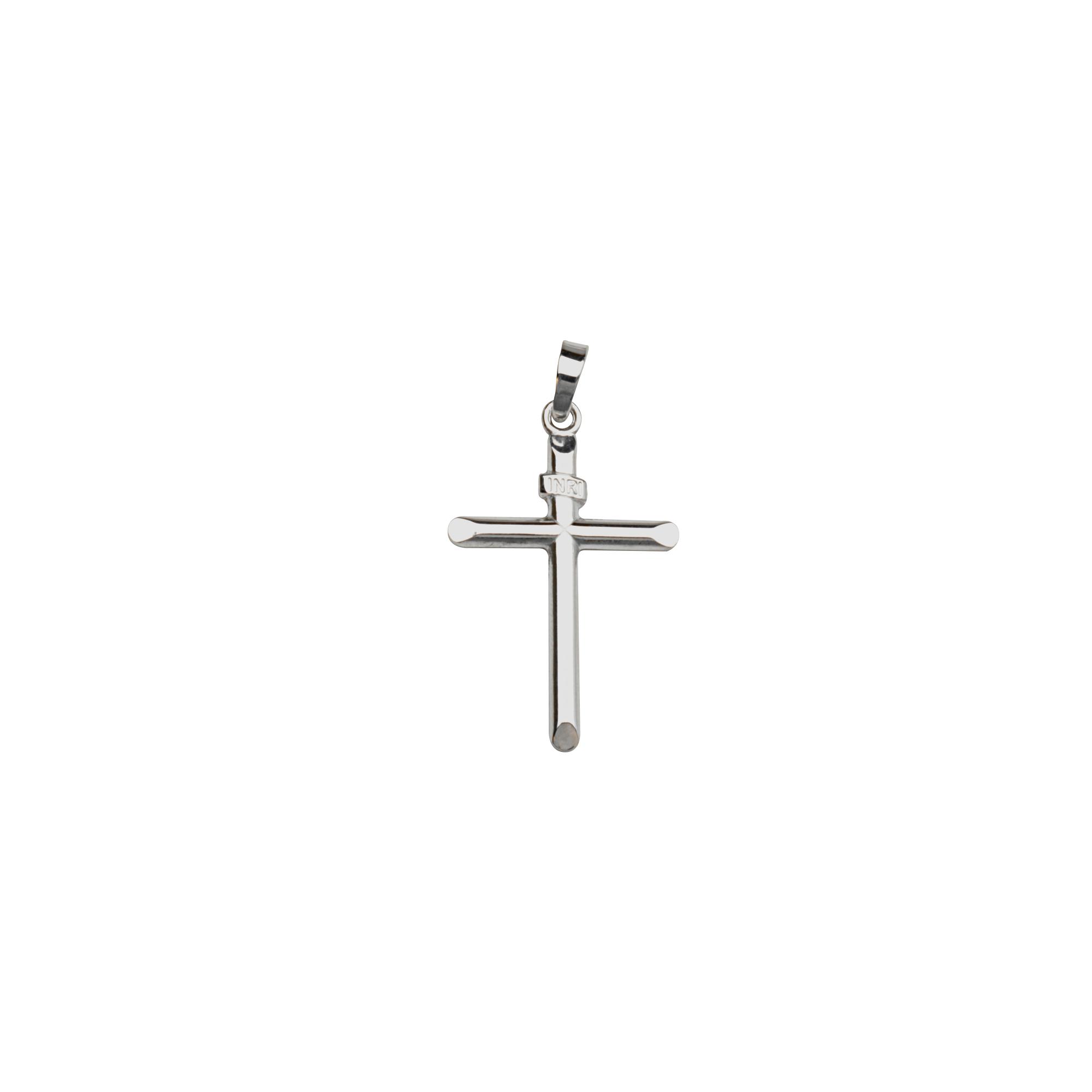 Silver Pendant, Ss Cross