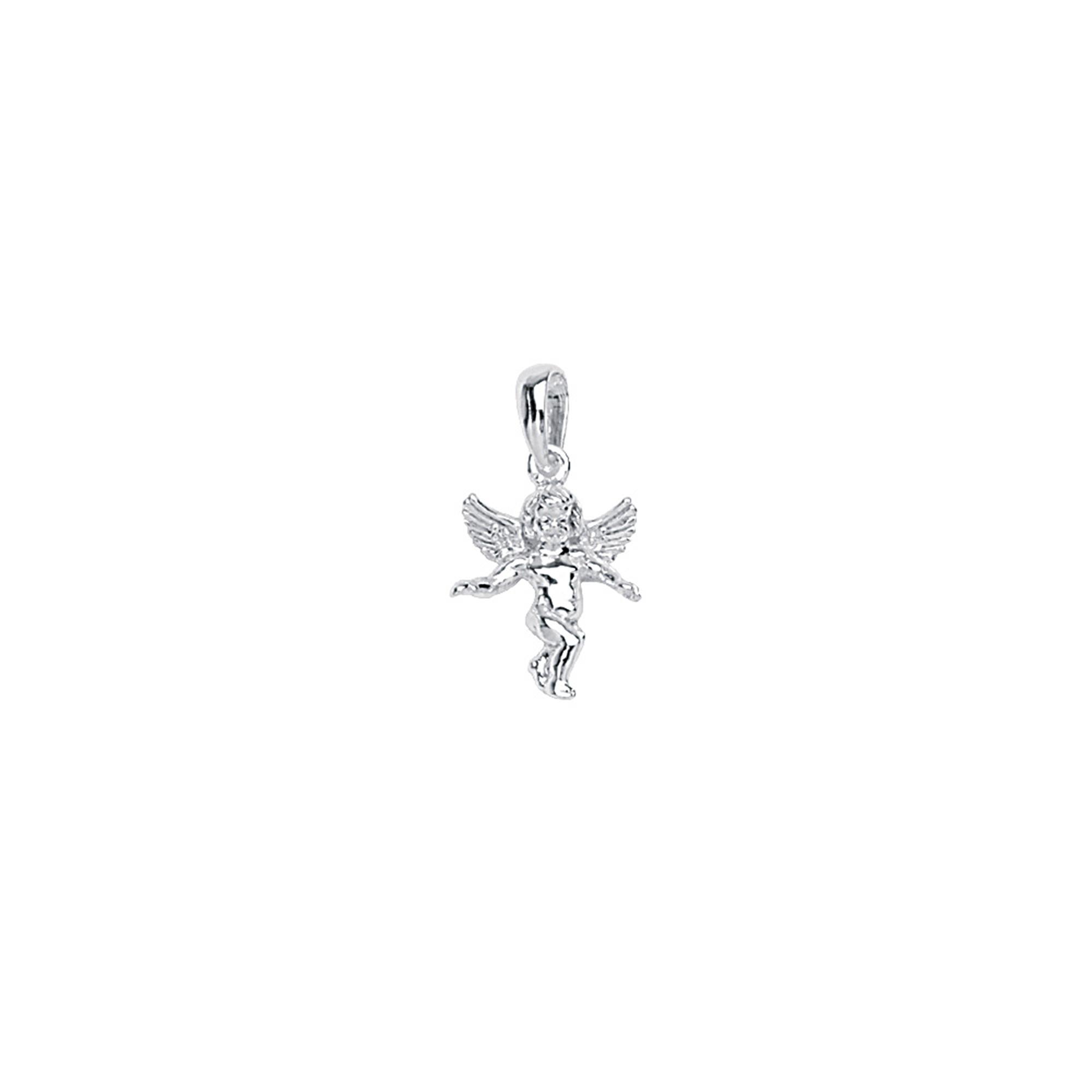 Silver Pendant, Angel Pendant