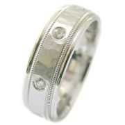 Platinum Diamond Wedding Bands  Pltdj1481