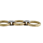 14K Two Tone Diamond Ladies' Bracelet,1.50 Ctw