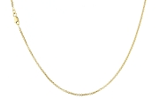 14Kt Yellow gold Chain 20 Inch Long
