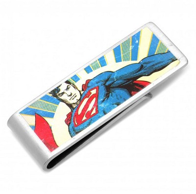 Vintage Superman Money Clip